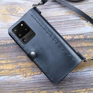 Crossbody Strap SamsungGalaxy S21 Ultra 5G Plus S20 FE S20 FE 5GS20S20 Plus Crossbody Wallet Case Leather Case Crossbody Strap Tooled