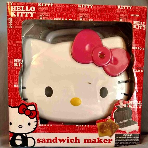 885038dc89 Wonderful Hello Kitty sandwich maker mint in sealed box