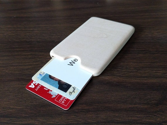 image 0 - Pocket Business Card Holder