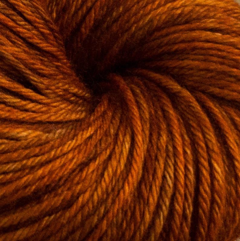 52e8483bd6b8fd Copper Bottom Bruce SW Merino Wool DK Weight. 100 grams