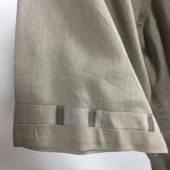 ORIGINAL 1950's MENS LEISURE Shirt - image 7