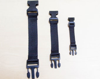 Extension Strap for Dog Jacket Vest or Training Pouch - Only Works for MY Products!