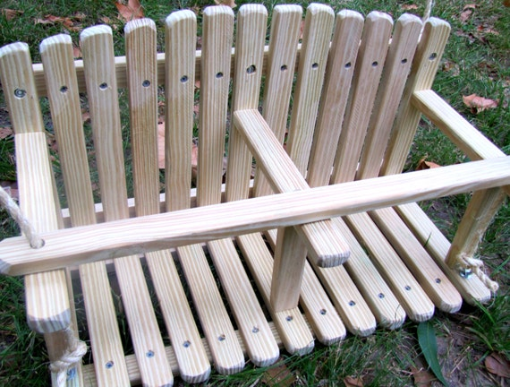 Surprising Pine Double Swing Kids Wooden Swing Backyard Outdoor Toys Toddler And Baby Swing Tree Swing Old Fashioned Handmade Children Toys Theyellowbook Wood Chair Design Ideas Theyellowbookinfo