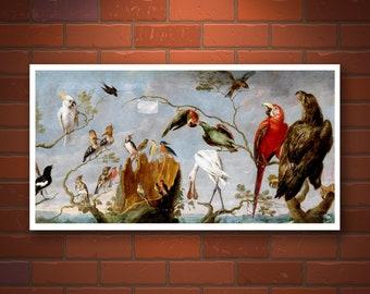 Bird Pendant Antique Copper Plated Metal Pendant Antique silver BIRD Made in Europe 1 pcs ZM287