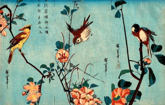 Fine Art Reproduction Japanese Art Print The Fragrance of a Bath