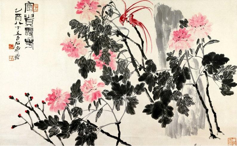 chinese kunst schilderijen