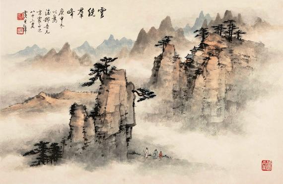 chinese nature art