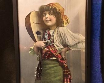 Mandolin Girl