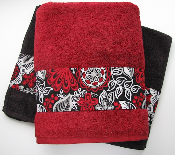 Custom Towels Hand Towels Towel Sets You Pick Size And