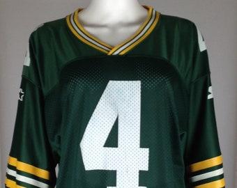 the latest b570d c07e3 90s favre jersey | Etsy