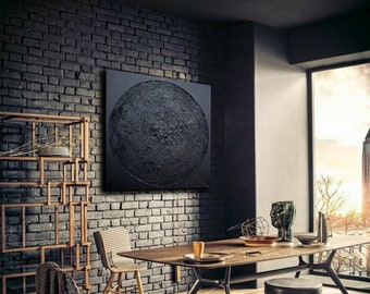 Modern wall art etsy
