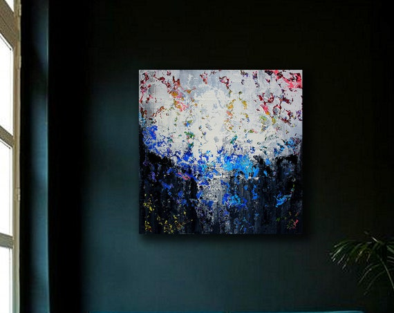 Abstract art . Wall ART . Abstract Painting . Minimalist Art. contemporary art . abstract painting . original painting . paintings on canvas