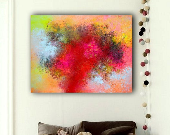 Large abstract painting . Contemporary ART. Modern, original, wall art. abstract wall art , abstract , large canvas , abstract art, abstract