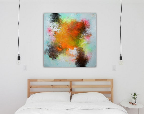 100x100cm. abstract painting . abstract canvas art . canvas art . original painting . abstract canvas art. large abstract painting. abstract