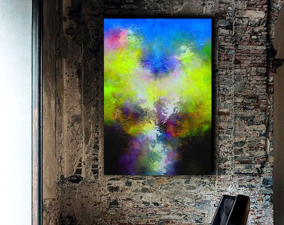 extra large  abstract painting , original painting , Contemporary ART. Modern, abstract wall art , abstract , large canvas , large paintings
