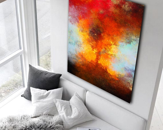original abstract painting / modern paintings on canvas / abstract painting / large wall art / modern abstract painting / original paintings