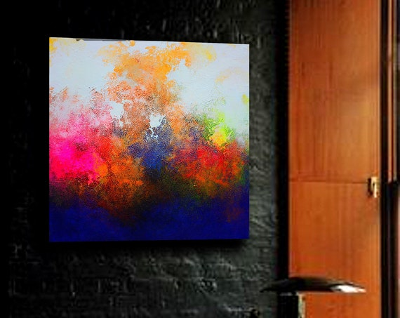 large paintings on canvas. large wall art. Abstract Painting. Contemporary ART. Modern Original Canvas. Decor. original abstract painting
