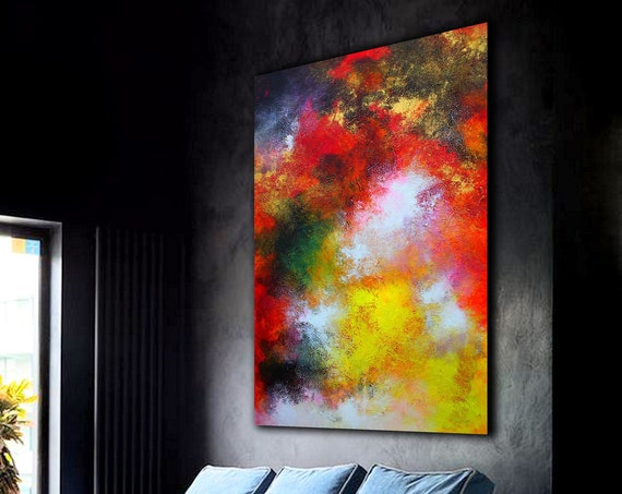 Abstract Painting,Large Wall Art,Paintings On Canvas,Extra Large Wall Art,Abstract Canvas Art,Large Abstract Painting,Contemporary Painting