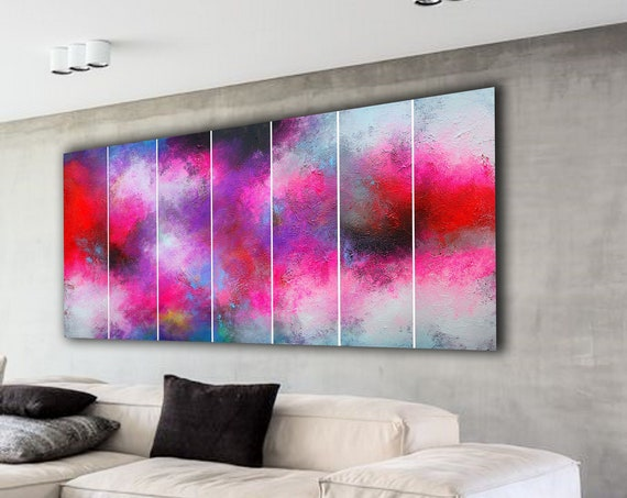 Large Original Abstract Painting On Canvas, Contemporary Wall Art, Extra Large Wall Art,Abstract on Canvas,Original Paintings, Abstract art