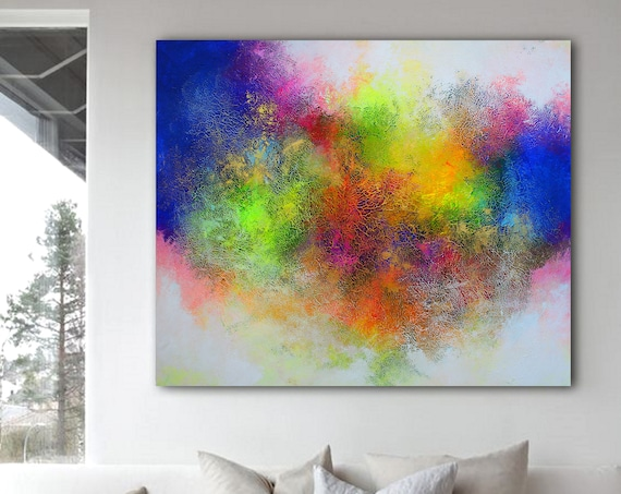 Large abstract painting  Contemporary ART Modern original LargeWall Art Original Abstract Painting for Decor Contemporary Wall Art Modern