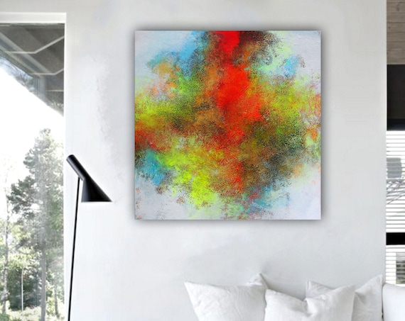 Abstract Painting . Contemporary ART. Large wall art. Canvas art. Paintings on canvas. modern painting. original painting. abstract art