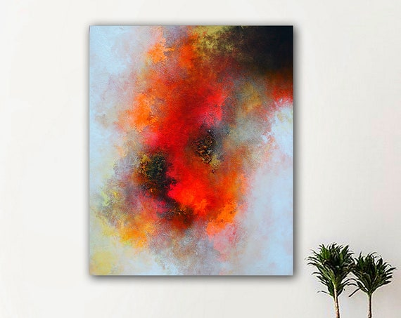 painting, original painting, abstract painting , large abstract painting , wall art , large wall art . modern abstract art . Idea for gift