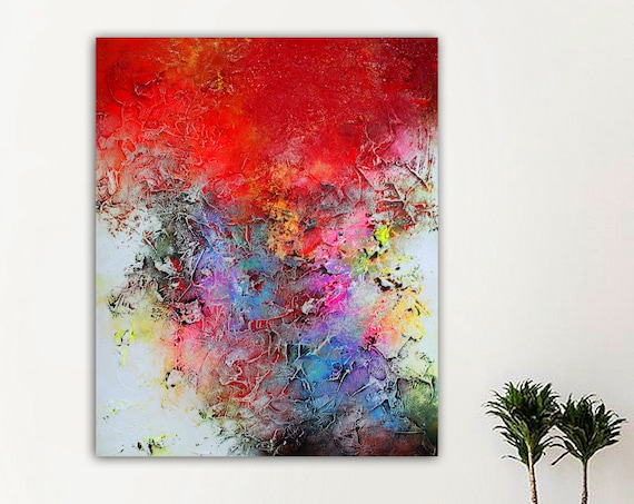 120x100cm. Large abstract painting by Alex Senchenko. Contemporary ART . Modern, original, wall art. large original painting . large canvas