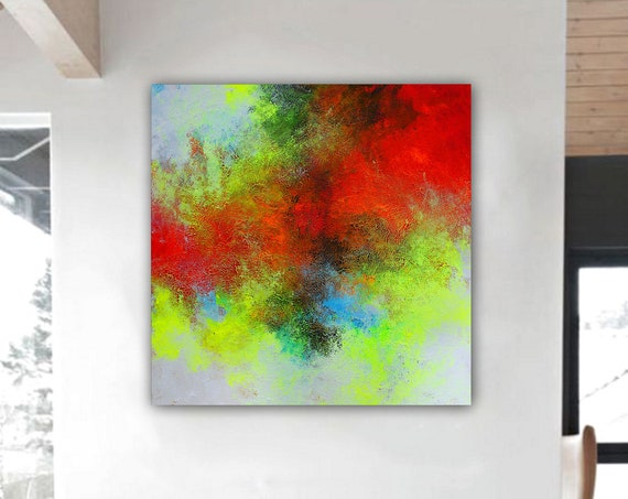 Abstract painting. Contemporary ART. Modern painting, original painting , canvas art , abstract wall art , decor , Painting on Canvas .