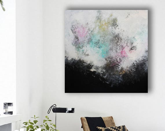 ORIGINAL PAINTING / art painting / large painting on canvas / oil painting / abstract painting / painting / large wall art / abstract art