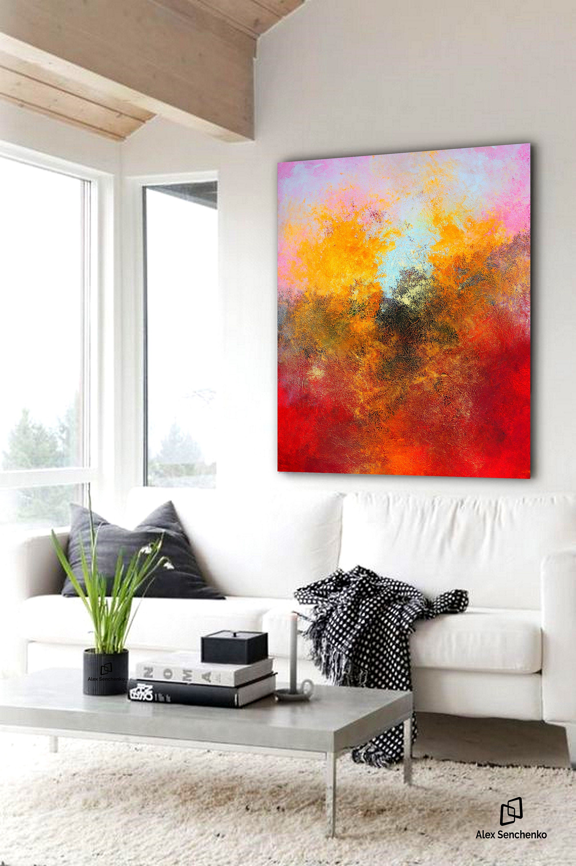 Abstract Art Home Decor Art Abstract Abstract Painting