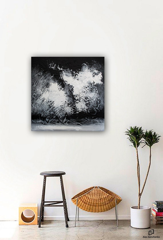 Modern Abstract Painting. Abstract Painting For Living Room. Abstract Wall Art. Abstract Canvas Painting. Original Wall Art. Abstract ART