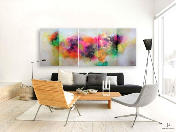 extra large abstract painting . large abstract . original painting . abstract painting . abstract . abstract wall art . large painting