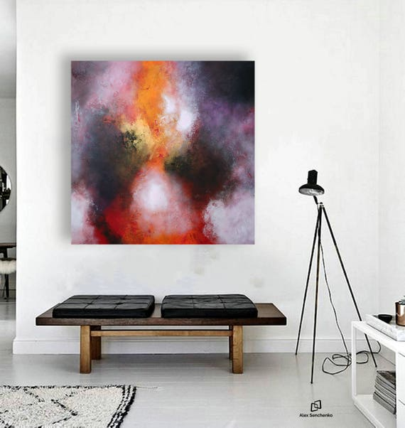 painting best gift / abstract art / wall art / abstract landscape / original painting / painting /  acrylic painting /  abstract