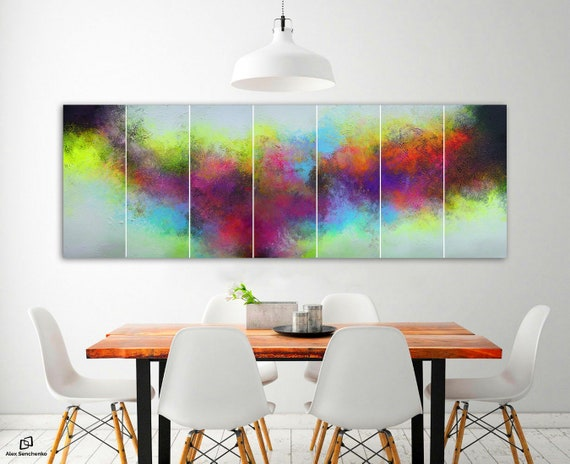 Large abstract painting . Contemporary ART. Modern painting . original painting . large wall art . abstract contemporary painting . painting