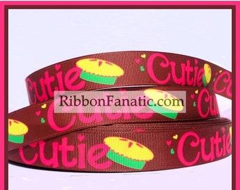 """75% off 5yds 7/8"""" Cutie Pie Grosgrain Ribbon"""