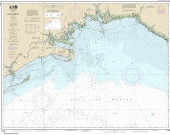 Dog Island Florida Map.Dog Island Map Etsy