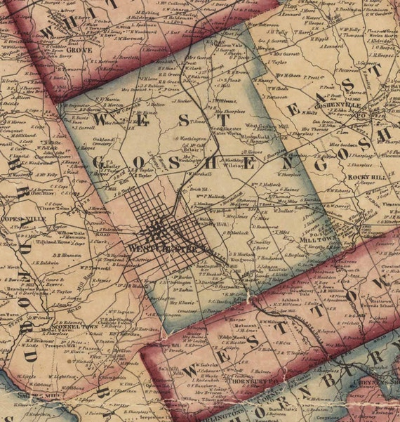 Montgomery County PA 1860 Wall Map - Custom Reprint with Homeowner on berks county, plymouth township pa map, king of prussia, lancaster county pa map, lehigh valley, tioga county pa map, fulton county pa map, monroe county pa map, allegheny county, schuylkill county, pennsylvania county map, washington county pa map, chester county road map, hazleton pa map, westmoreland county pa map, somerset county pa map, bucks county, philadelphia zip code map, washington county, north wales, philadelphia county, lehigh county pa map, wayne county pa map, lancaster county, lehigh county, delaware county, carbon county pa map, crawford county pa map, monroe county, downingtown pa map, chester county, franklin county, northampton county pa map, bucks county pa map, jenkintown pa map, lackawanna county, delaware valley,