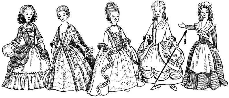 Rococo Costume