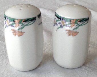 Vintage Royal Dalton Fine China Salt & Pepper Shakers