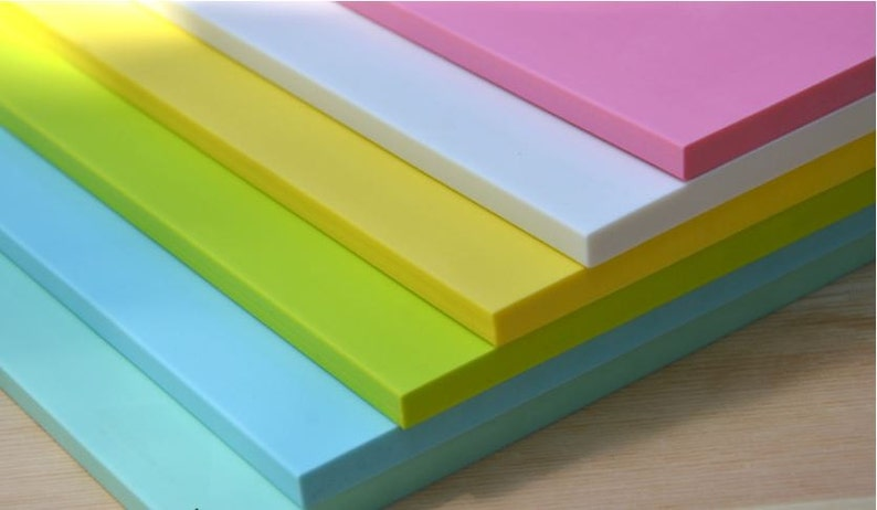 Extra large colored rubber stamp carving blocks for diy own etsy