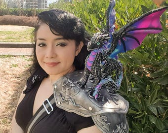 Custom Shoulder Dragon Made to Order (Ask for Availability)