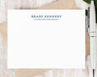 simple stationery etsy