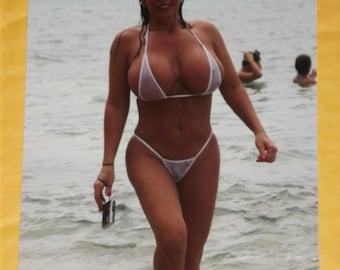 mature bikini busty amateur