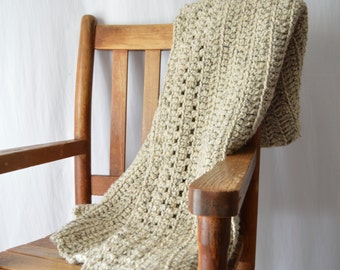 Fairfield Blanket Crochet Pattern
