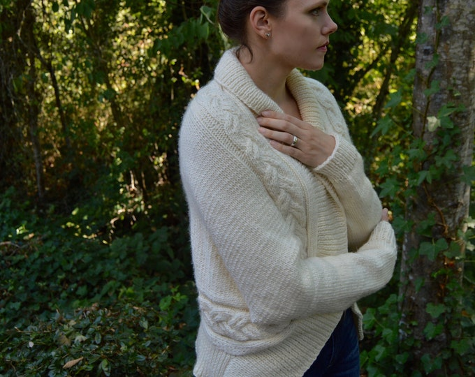 Winters Embrace Sweater PDF Pattern