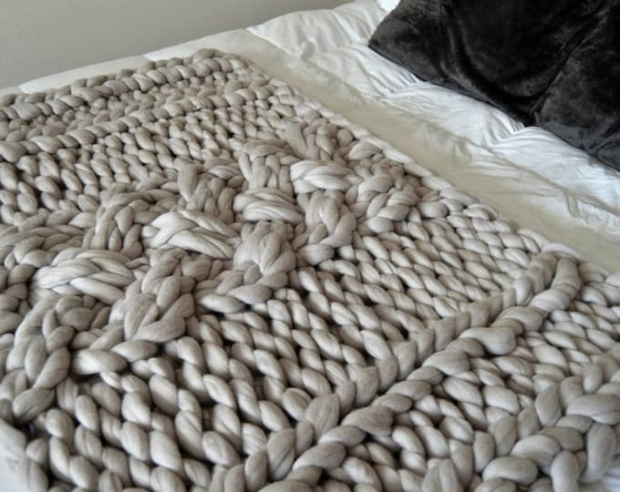 """Extreme Knitting Cable Pattern, """"Why Knot"""" PDF Download"""
