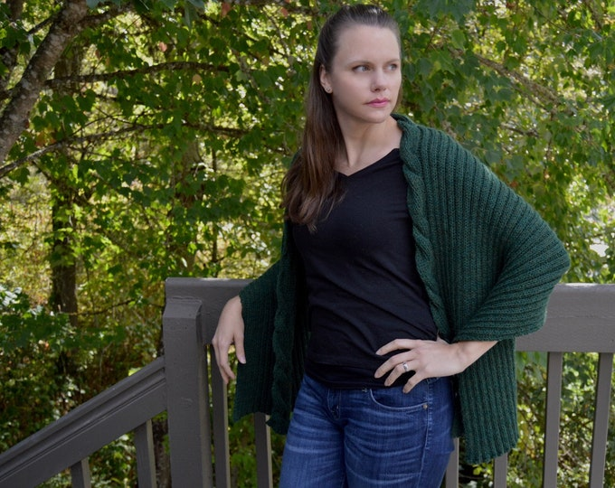 Emerald Isles Knitting PDF Pattern