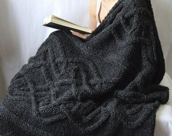 Watkins Blanket Knitting Pattern