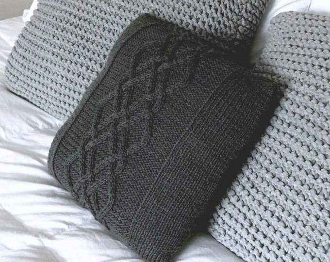 Willow Pillow Knitting Pattern