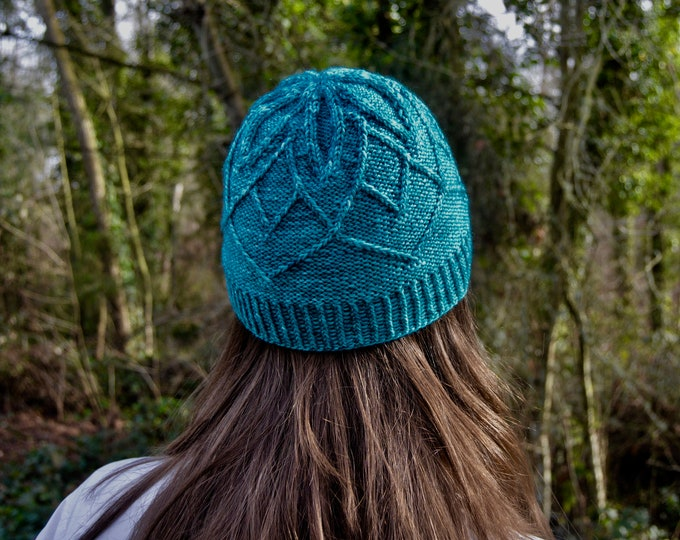 Lotus Hat Pattern